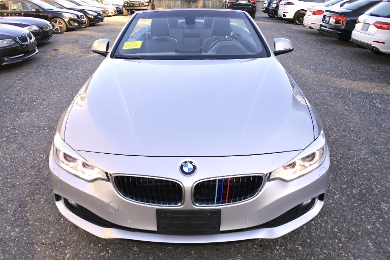 Used 2014 BMW 4 Series 2dr Conv 428i xDrive AWD SULEV Used 2014 BMW 4 Series 2dr Conv 428i xDrive AWD SULEV for sale  at Metro West Motorcars LLC in Shrewsbury MA 15