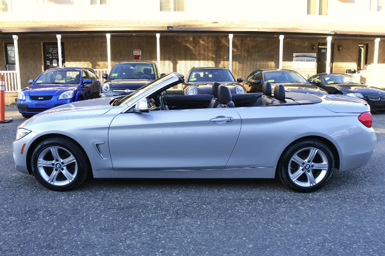 Used 2014 BMW 4 Series 2dr Conv 428i xDrive AWD SULEV Used 2014 BMW 4 Series 2dr Conv 428i xDrive AWD SULEV for sale  at Metro West Motorcars LLC in Shrewsbury MA 3