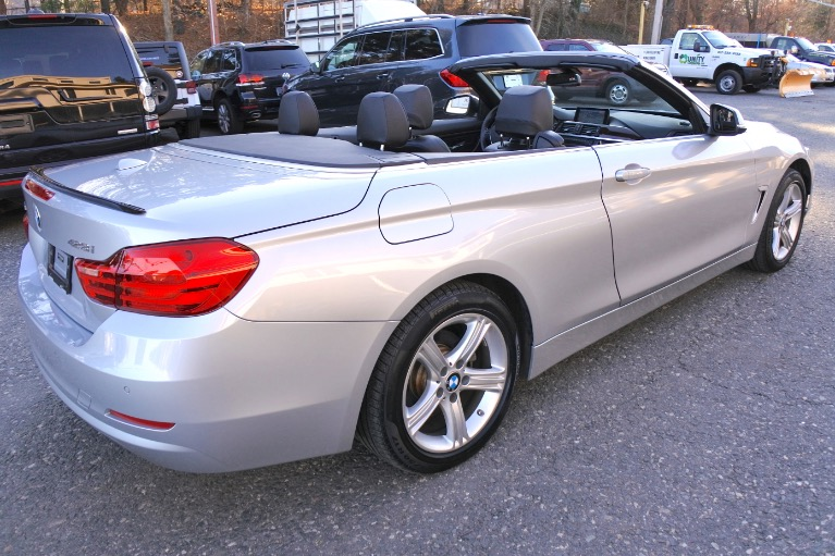 Used 2014 BMW 4 Series 2dr Conv 428i xDrive AWD SULEV Used 2014 BMW 4 Series 2dr Conv 428i xDrive AWD SULEV for sale  at Metro West Motorcars LLC in Shrewsbury MA 9