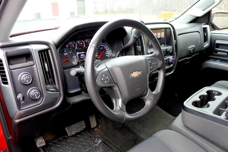 Used 2014 Chevrolet Silverado 1500 4WD Double Cab 143.5' LT w/1LT Used 2014 Chevrolet Silverado 1500 4WD Double Cab 143.5' LT w/1LT for sale  at Metro West Motorcars LLC in Shrewsbury MA 11