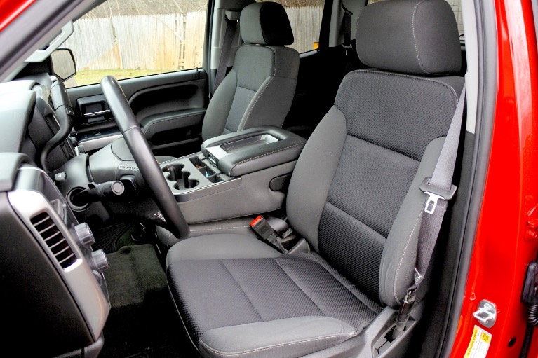 Used 2014 Chevrolet Silverado 1500 4WD Double Cab 143.5' LT w/1LT Used 2014 Chevrolet Silverado 1500 4WD Double Cab 143.5' LT w/1LT for sale  at Metro West Motorcars LLC in Shrewsbury MA 12