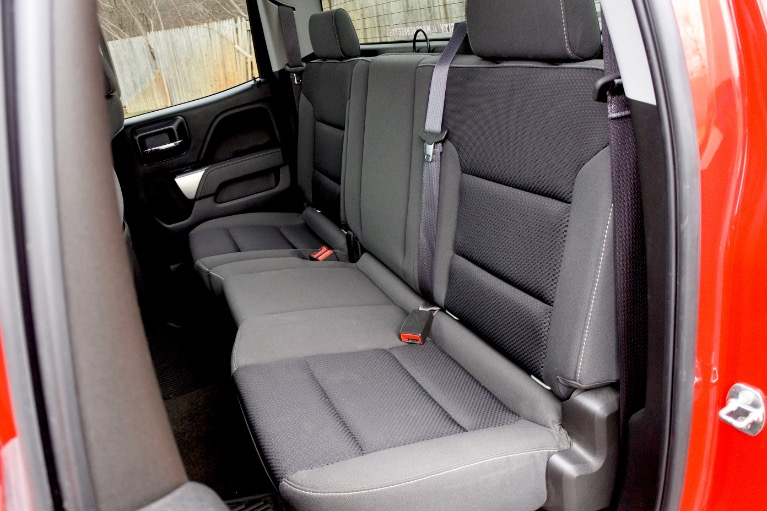 Used 2014 Chevrolet Silverado 1500 4WD Double Cab 143.5' LT w/1LT Used 2014 Chevrolet Silverado 1500 4WD Double Cab 143.5' LT w/1LT for sale  at Metro West Motorcars LLC in Shrewsbury MA 14