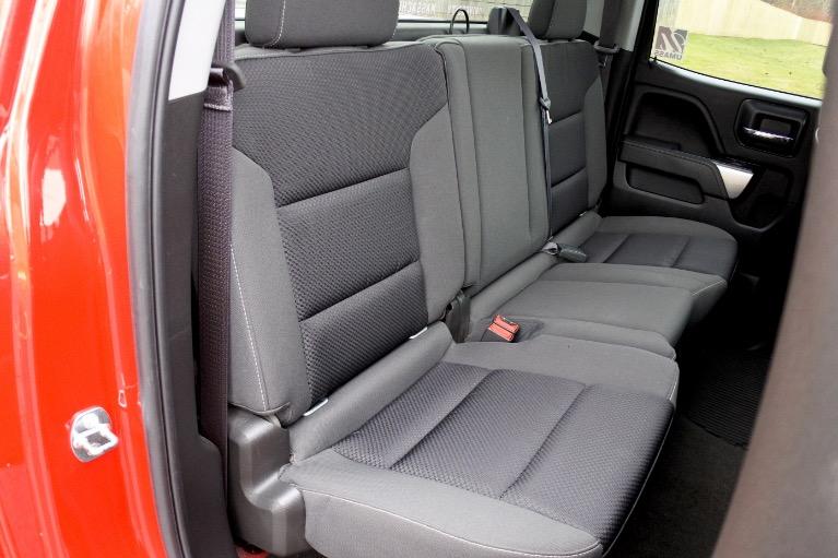 Used 2014 Chevrolet Silverado 1500 4WD Double Cab 143.5' LT w/1LT Used 2014 Chevrolet Silverado 1500 4WD Double Cab 143.5' LT w/1LT for sale  at Metro West Motorcars LLC in Shrewsbury MA 15