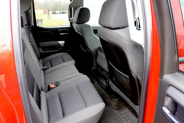 Used 2014 Chevrolet Silverado 1500 4WD Double Cab 143.5' LT w/1LT Used 2014 Chevrolet Silverado 1500 4WD Double Cab 143.5' LT w/1LT for sale  at Metro West Motorcars LLC in Shrewsbury MA 16