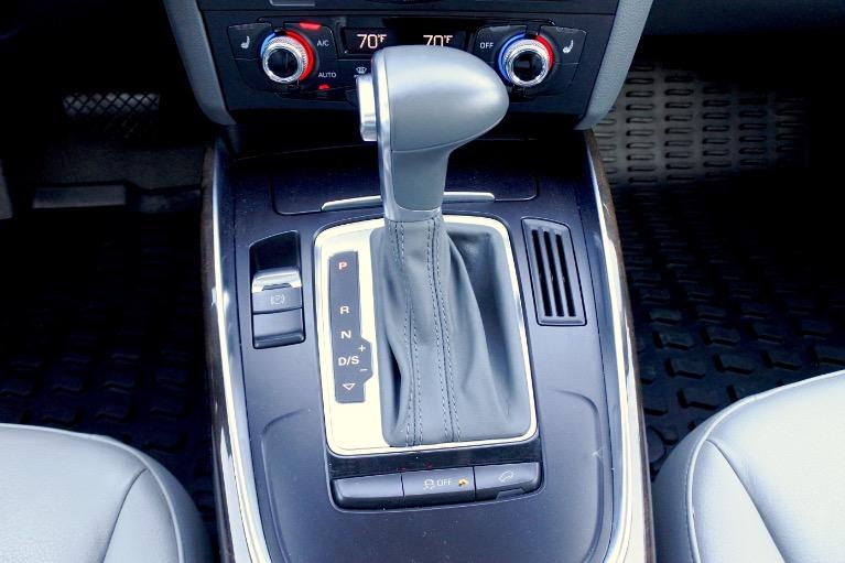 Used 2016 Audi Q5 quattro 2.0T Premium Used 2016 Audi Q5 quattro 2.0T Premium for sale  at Metro West Motorcars LLC in Shrewsbury MA 13