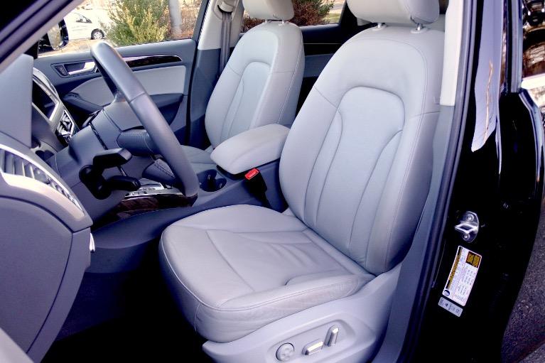 Used 2016 Audi Q5 quattro 2.0T Premium Used 2016 Audi Q5 quattro 2.0T Premium for sale  at Metro West Motorcars LLC in Shrewsbury MA 15