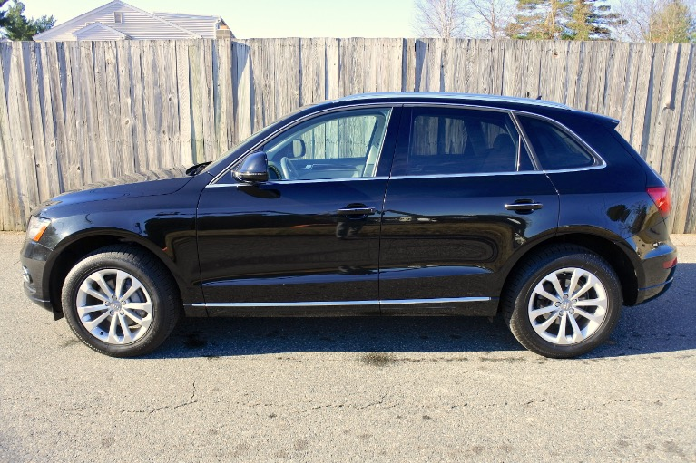 Used 2016 Audi Q5 quattro 2.0T Premium Used 2016 Audi Q5 quattro 2.0T Premium for sale  at Metro West Motorcars LLC in Shrewsbury MA 2