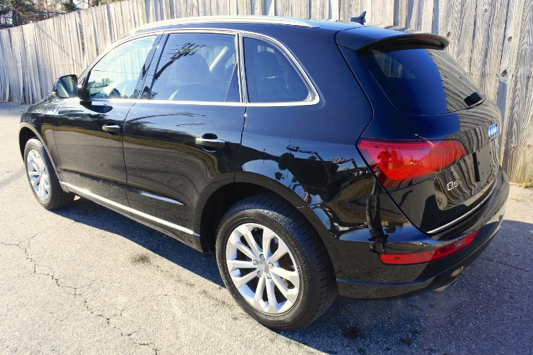 Used 2016 Audi Q5 quattro 2.0T Premium Used 2016 Audi Q5 quattro 2.0T Premium for sale  at Metro West Motorcars LLC in Shrewsbury MA 3