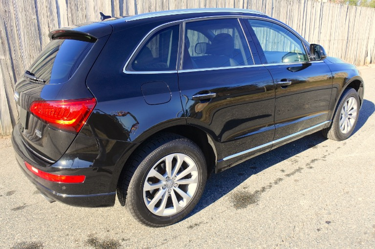 Used 2016 Audi Q5 quattro 2.0T Premium Used 2016 Audi Q5 quattro 2.0T Premium for sale  at Metro West Motorcars LLC in Shrewsbury MA 5