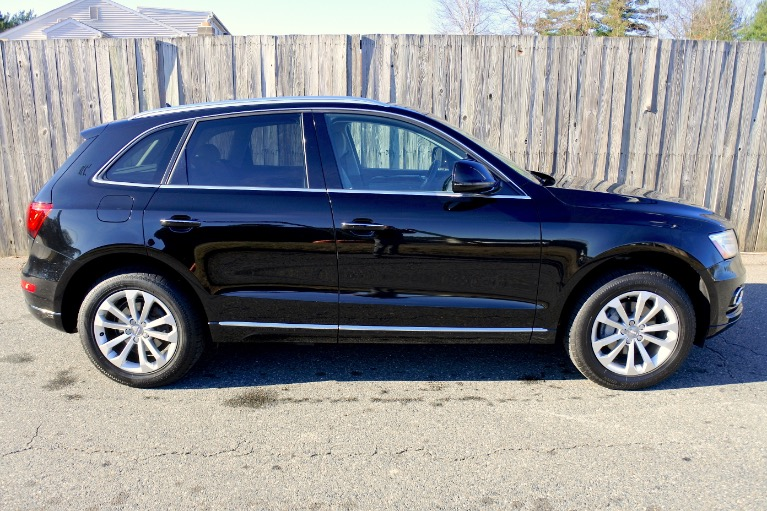 Used 2016 Audi Q5 quattro 2.0T Premium Used 2016 Audi Q5 quattro 2.0T Premium for sale  at Metro West Motorcars LLC in Shrewsbury MA 6
