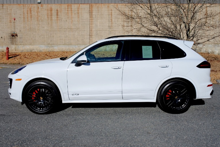 Used 2016 Porsche Cayenne GTS Used 2016 Porsche Cayenne GTS for sale  at Metro West Motorcars LLC in Shrewsbury MA 2