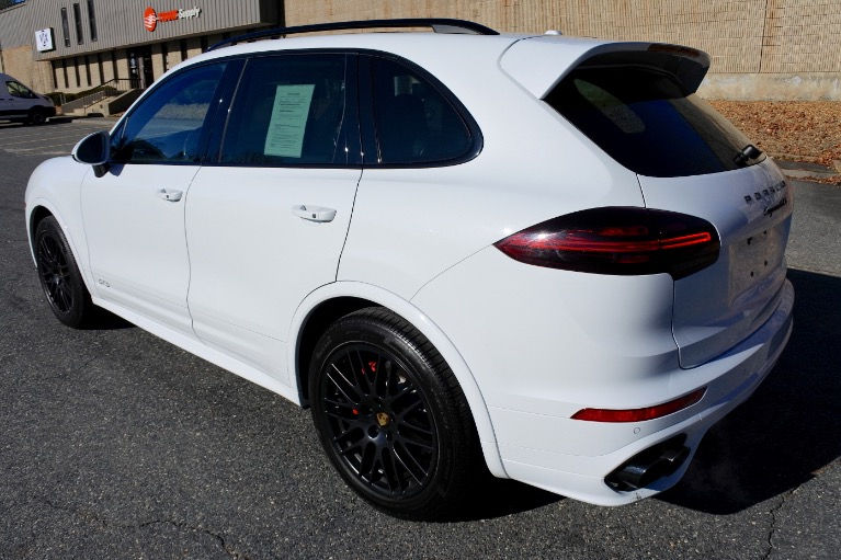 Used 2016 Porsche Cayenne GTS Used 2016 Porsche Cayenne GTS for sale  at Metro West Motorcars LLC in Shrewsbury MA 3