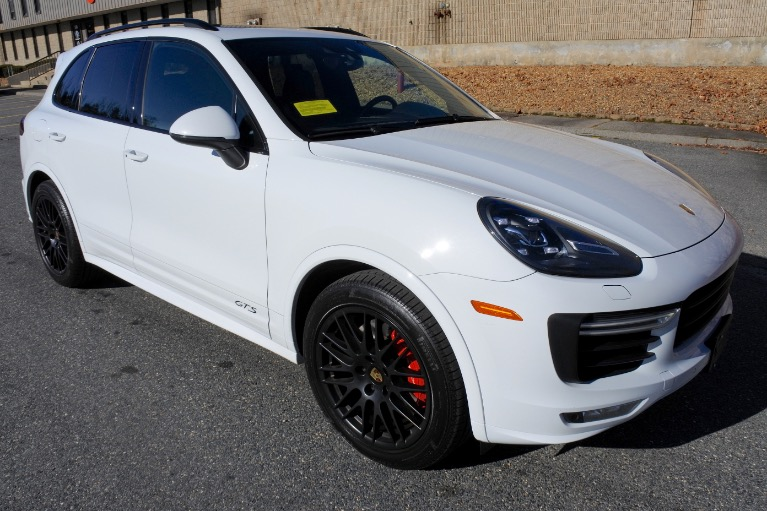 Used 2016 Porsche Cayenne GTS Used 2016 Porsche Cayenne GTS for sale  at Metro West Motorcars LLC in Shrewsbury MA 7