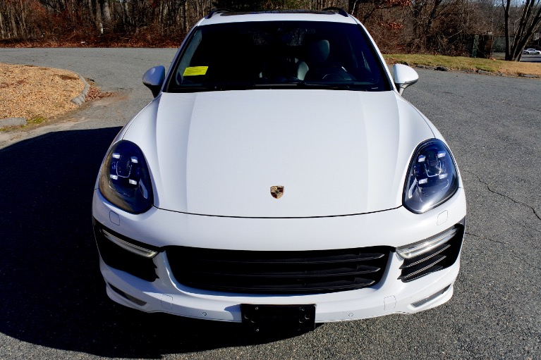Used 2016 Porsche Cayenne GTS Used 2016 Porsche Cayenne GTS for sale  at Metro West Motorcars LLC in Shrewsbury MA 8