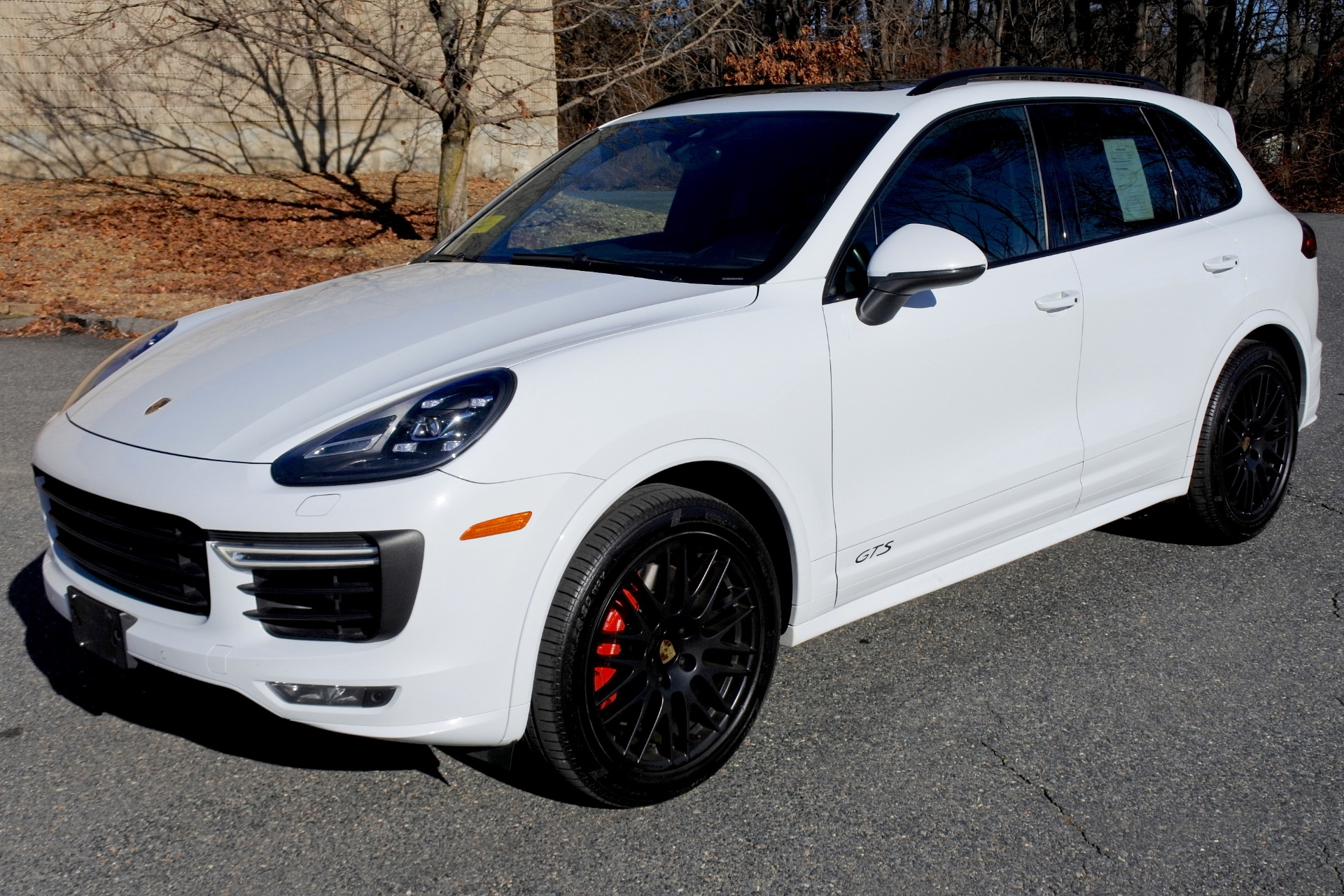 Used 2016 Porsche Cayenne Gts For