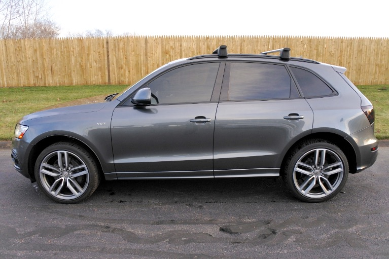 Used 2015 Audi Sq5 3.0T Premium Plus Quattro Used 2015 Audi Sq5 3.0T Premium Plus Quattro for sale  at Metro West Motorcars LLC in Shrewsbury MA 2