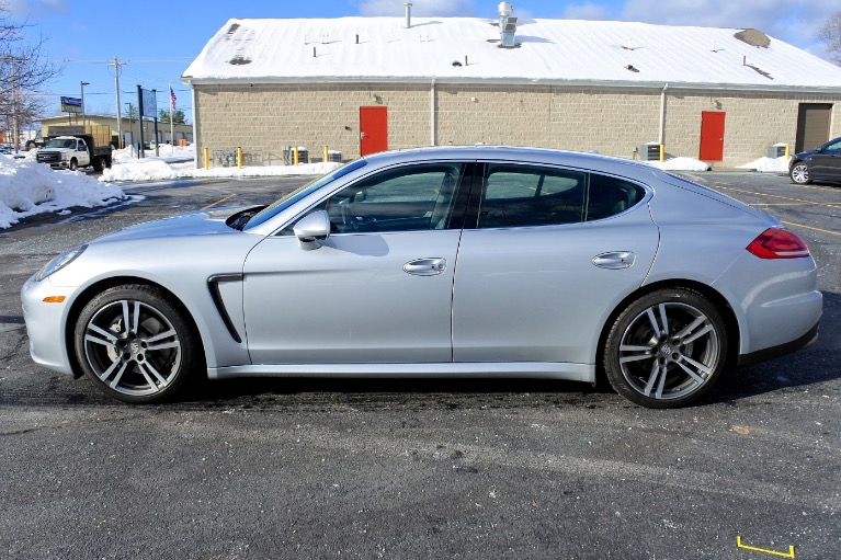 Used 2014 Porsche Panamera 4dr HB 4S Used 2014 Porsche Panamera 4dr HB 4S for sale  at Metro West Motorcars LLC in Shrewsbury MA 2