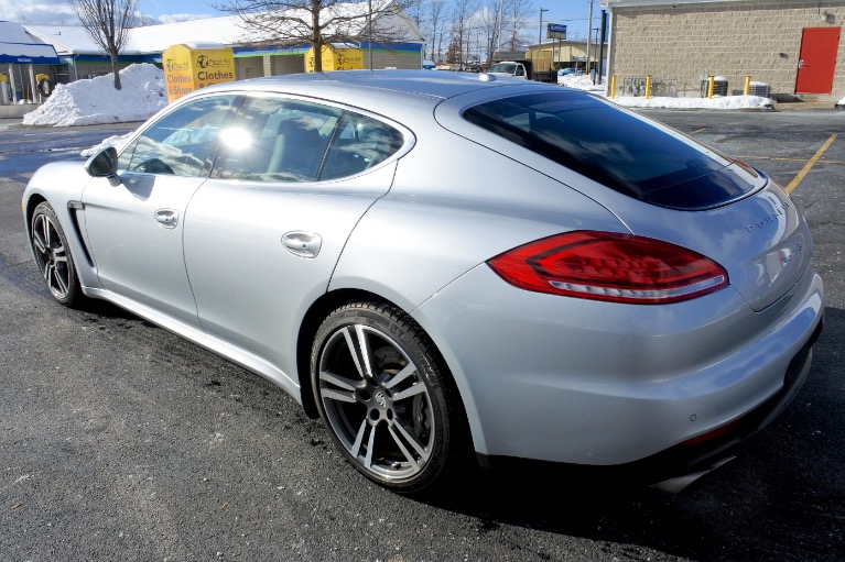 Used 2014 Porsche Panamera 4dr HB 4S Used 2014 Porsche Panamera 4dr HB 4S for sale  at Metro West Motorcars LLC in Shrewsbury MA 3