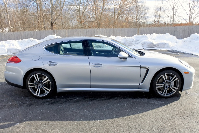 Used 2014 Porsche Panamera 4dr HB 4S Used 2014 Porsche Panamera 4dr HB 4S for sale  at Metro West Motorcars LLC in Shrewsbury MA 6