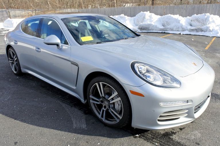 Used 2014 Porsche Panamera 4dr HB 4S Used 2014 Porsche Panamera 4dr HB 4S for sale  at Metro West Motorcars LLC in Shrewsbury MA 7