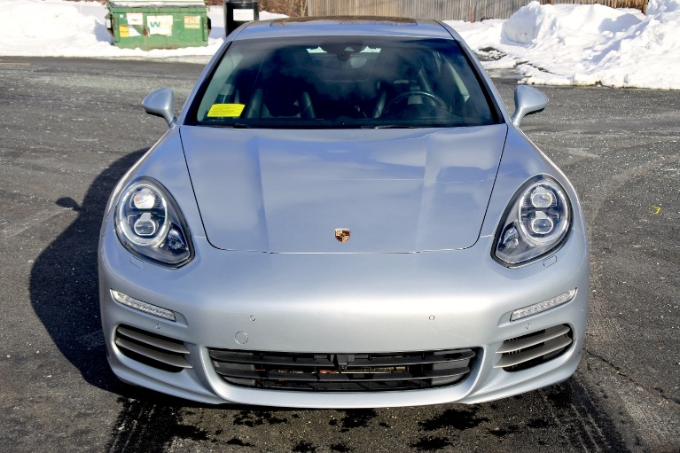 Used 2014 Porsche Panamera 4dr HB 4S Used 2014 Porsche Panamera 4dr HB 4S for sale  at Metro West Motorcars LLC in Shrewsbury MA 8
