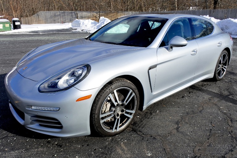 Used 2014 Porsche Panamera 4dr HB 4S Used 2014 Porsche Panamera 4dr HB 4S for sale  at Metro West Motorcars LLC in Shrewsbury MA 1