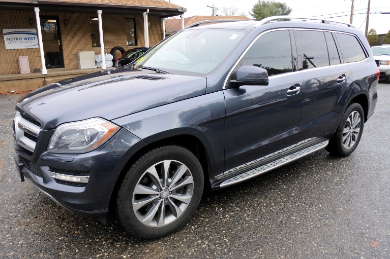 Used Used 2013 Mercedes-Benz Gl-class 4MATIC 4dr GL450 for sale $16,800 at Metro West Motorcars LLC in Shrewsbury MA