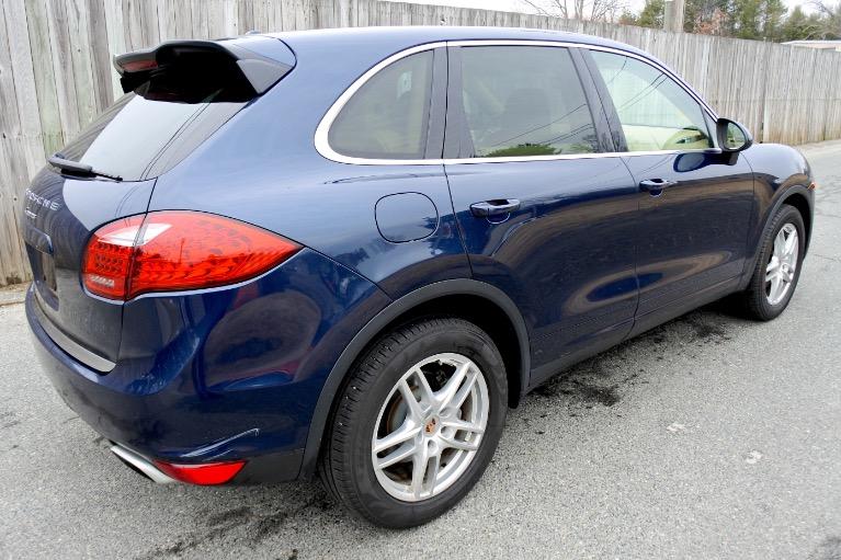 Used 2013 Porsche Cayenne AWD Used 2013 Porsche Cayenne AWD for sale  at Metro West Motorcars LLC in Shrewsbury MA 5