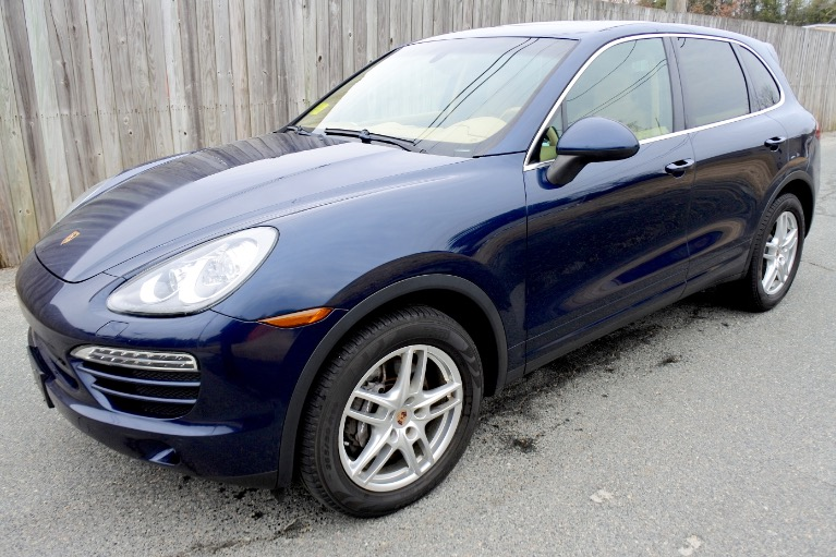 Used Used 2013 Porsche Cayenne AWD for sale $17,700 at Metro West Motorcars LLC in Shrewsbury MA