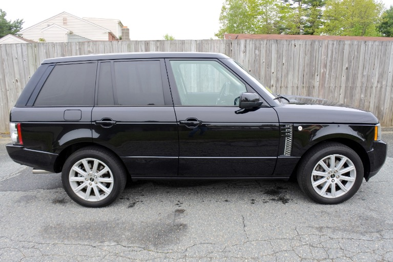 Used 2012 Land Rover Range Rover Supercharged Used 2012 Land Rover Range Rover Supercharged for sale  at Metro West Motorcars LLC in Shrewsbury MA 6