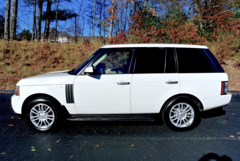 Used 2011 Land Rover Range Rover HSE Used 2011 Land Rover Range Rover HSE for sale  at Metro West Motorcars LLC in Shrewsbury MA 2