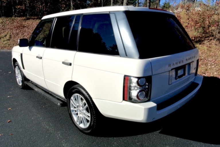 Used 2011 Land Rover Range Rover HSE Used 2011 Land Rover Range Rover HSE for sale  at Metro West Motorcars LLC in Shrewsbury MA 3