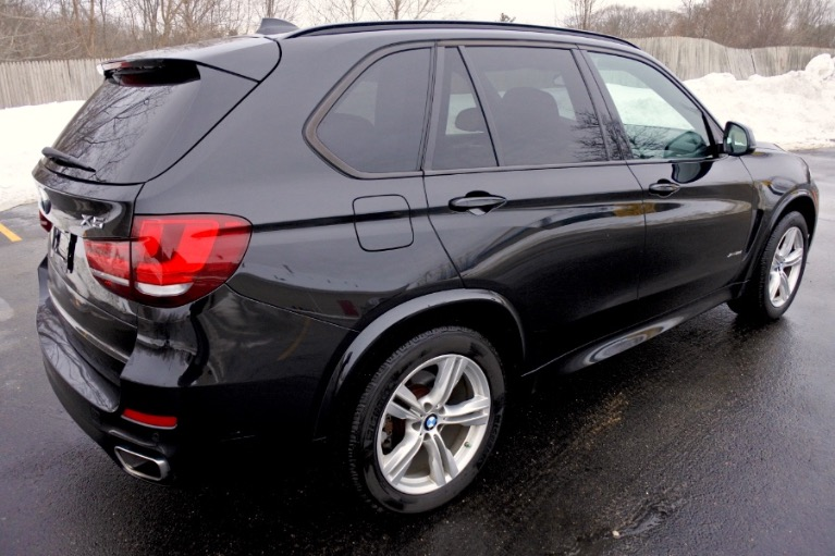 Used 2015 BMW X5 xDrive35i AWD Used 2015 BMW X5 xDrive35i AWD for sale  at Metro West Motorcars LLC in Shrewsbury MA 5