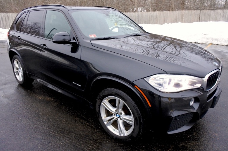 Used 2015 BMW X5 xDrive35i AWD Used 2015 BMW X5 xDrive35i AWD for sale  at Metro West Motorcars LLC in Shrewsbury MA 7