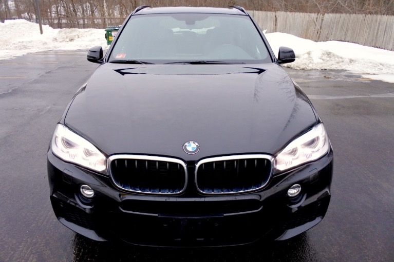 Used 2015 BMW X5 xDrive35i AWD Used 2015 BMW X5 xDrive35i AWD for sale  at Metro West Motorcars LLC in Shrewsbury MA 8