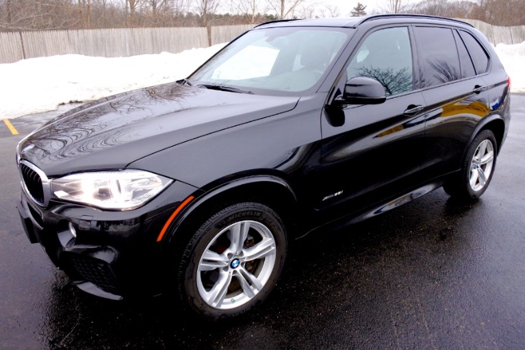 Used 2015 BMW X5 xDrive35i AWD Used 2015 BMW X5 xDrive35i AWD for sale  at Metro West Motorcars LLC in Shrewsbury MA 1
