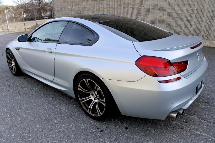 Used 2013 BMW M6 2dr Cpe Used 2013 BMW M6 2dr Cpe for sale  at Metro West Motorcars LLC in Shrewsbury MA 3