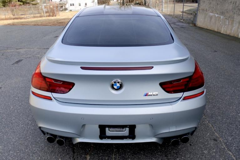 Used 2013 BMW M6 2dr Cpe Used 2013 BMW M6 2dr Cpe for sale  at Metro West Motorcars LLC in Shrewsbury MA 4
