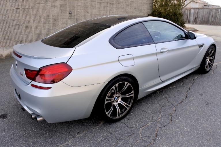Used 2013 BMW M6 2dr Cpe Used 2013 BMW M6 2dr Cpe for sale  at Metro West Motorcars LLC in Shrewsbury MA 5