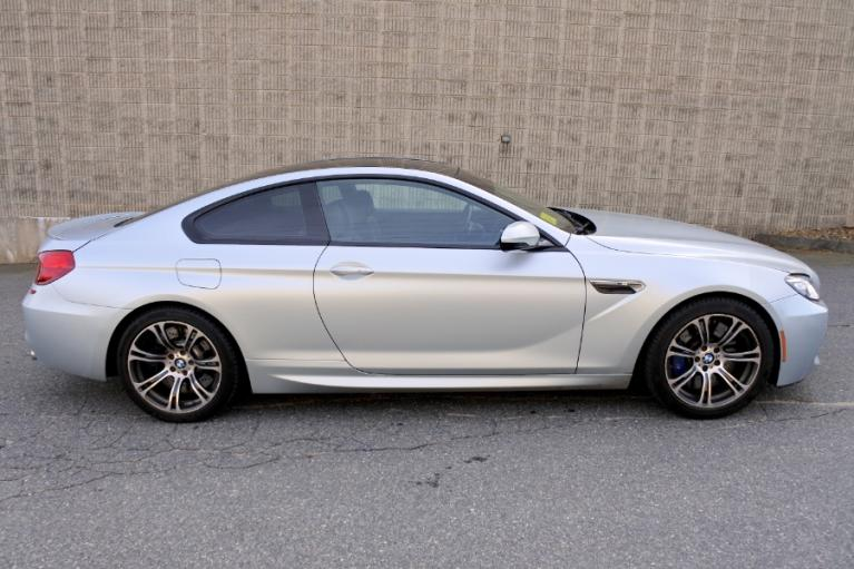 Used 2013 BMW M6 2dr Cpe Used 2013 BMW M6 2dr Cpe for sale  at Metro West Motorcars LLC in Shrewsbury MA 6