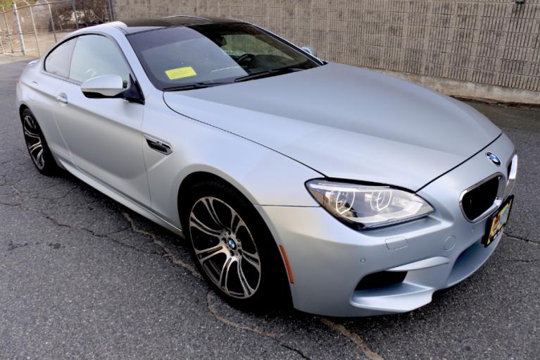 Used 2013 BMW M6 2dr Cpe Used 2013 BMW M6 2dr Cpe for sale  at Metro West Motorcars LLC in Shrewsbury MA 7