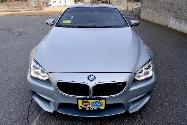 Used 2013 BMW M6 2dr Cpe Used 2013 BMW M6 2dr Cpe for sale  at Metro West Motorcars LLC in Shrewsbury MA 8