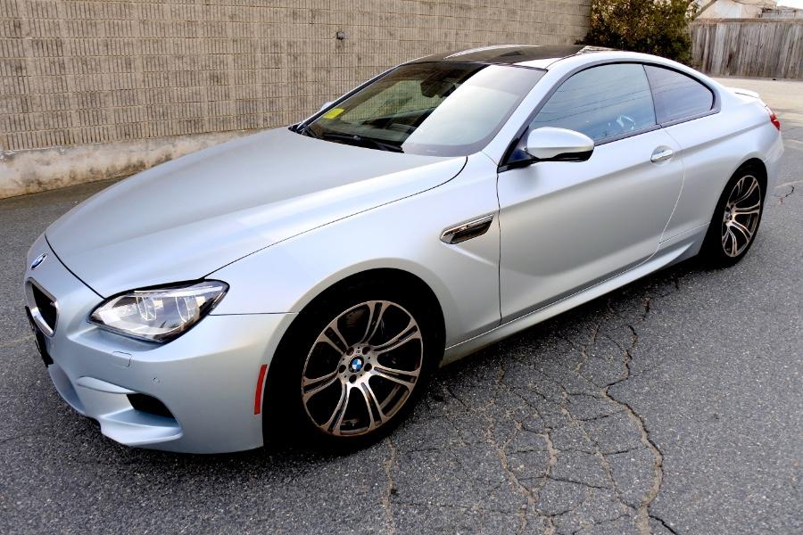 Used 2013 BMW M6 2dr Cpe Used 2013 BMW M6 2dr Cpe for sale  at Metro West Motorcars LLC in Shrewsbury MA 1