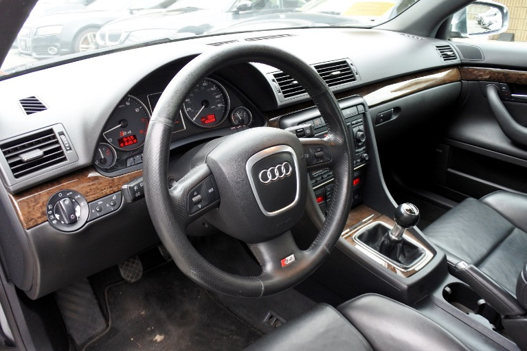 Used 2005 Audi S4 2005.5 4dr Sdn quattro Manual Used 2005 Audi S4 2005.5 4dr Sdn quattro Manual for sale  at Metro West Motorcars LLC in Shrewsbury MA 13