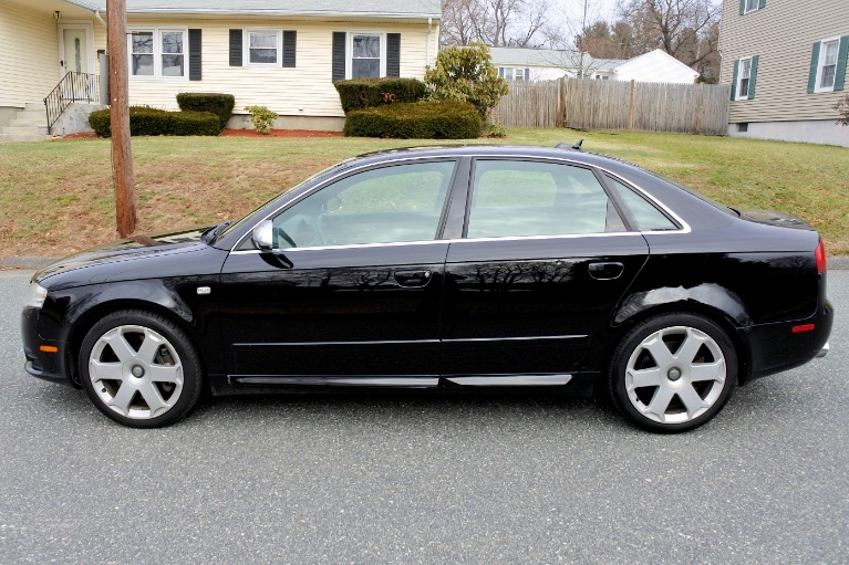 Used 2005 Audi S4 2005.5 4dr Sdn quattro Manual Used 2005 Audi S4 2005.5 4dr Sdn quattro Manual for sale  at Metro West Motorcars LLC in Shrewsbury MA 2