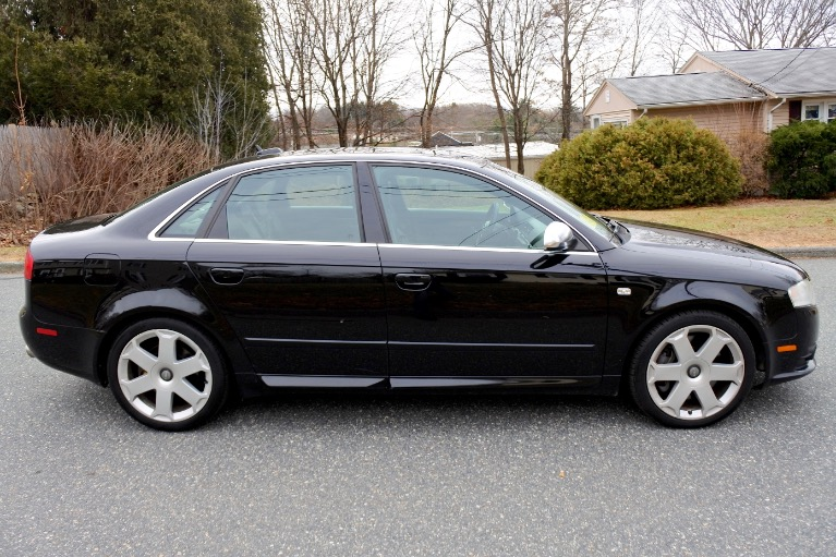 Used 2005 Audi S4 2005.5 4dr Sdn quattro Manual Used 2005 Audi S4 2005.5 4dr Sdn quattro Manual for sale  at Metro West Motorcars LLC in Shrewsbury MA 6