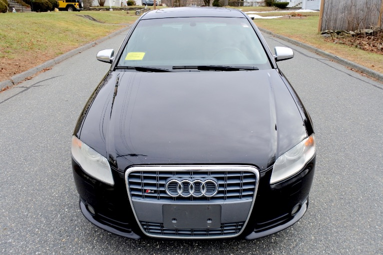 Used 2005 Audi S4 2005.5 4dr Sdn quattro Manual Used 2005 Audi S4 2005.5 4dr Sdn quattro Manual for sale  at Metro West Motorcars LLC in Shrewsbury MA 8