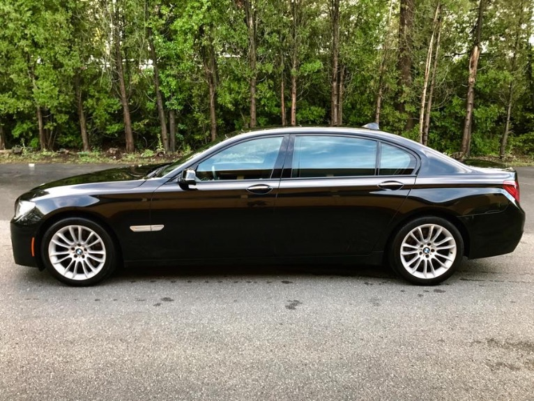 Used 2014 BMW 7 Series 4dr Sdn 750Li xDrive AWD Used 2014 BMW 7 Series 4dr Sdn 750Li xDrive AWD for sale  at Metro West Motorcars LLC in Shrewsbury MA 2