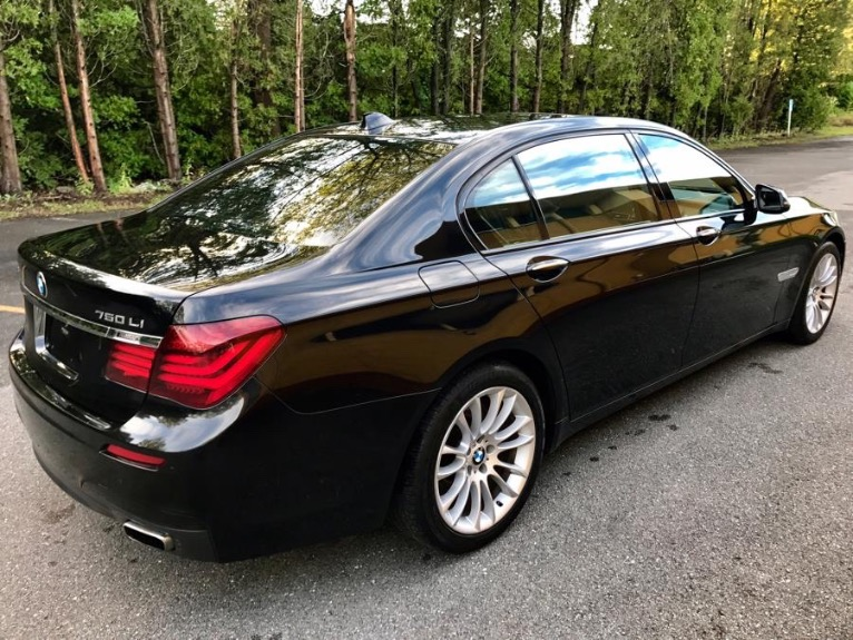 Used 2014 BMW 7 Series 4dr Sdn 750Li xDrive AWD Used 2014 BMW 7 Series 4dr Sdn 750Li xDrive AWD for sale  at Metro West Motorcars LLC in Shrewsbury MA 5