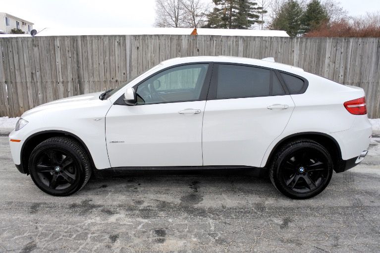Used 2013 BMW X6 AWD 4dr xDrive35i Used 2013 BMW X6 AWD 4dr xDrive35i for sale  at Metro West Motorcars LLC in Shrewsbury MA 2